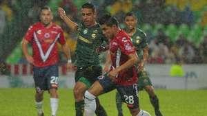 Jornada 1, Santos 1-2 Veracruz, Liga Mx, Clausura 2015 Video: