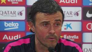 Barça: Luis Enrique desmiente pelea con Messi Video: