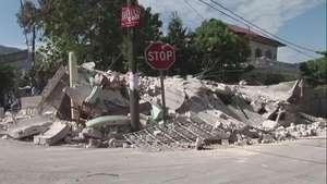 Haití aún en reconstrucción a 5 años del terremoto Video: