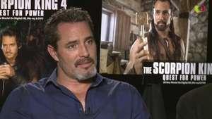 'The Scorpion King 4'', la leyenda continúa con Victor Webster Video: