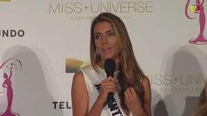 Miss Universo 2015: Miss Argentina destaca lo más importante de su nación Video:
