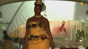 Las curvas envidiables de las mujeres de Gabón Video: