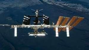 Alarma en la Estación Espacial Internacional Video: