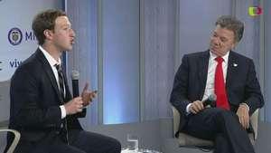 Facebook lleva acceso gratuito a Colombia Video:
