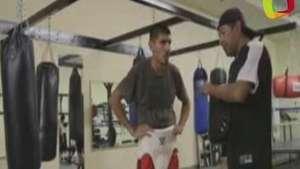 Boxeadores latinos luchan para no perder sueño olímpico en EE.UU. Video: