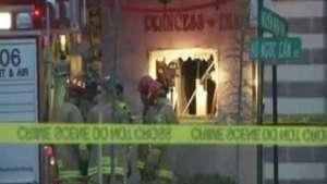 Explosión en un centro comercial causa tres heridos en Virginia Video: