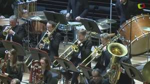 Primer concierto de Filarmónica de París Video: