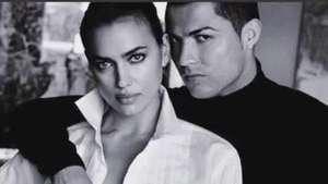 Qué pasa entre Irina Shayk y Cristiano? Video: