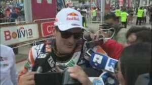 Marc Coma suma su quinta corona del Dakar Video: