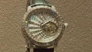 Smartwatches amenazan mercado de relojes de lujo Video: