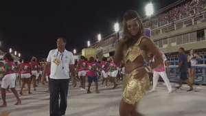 Escuelas de samba inician ensayos para el Carnaval de Río Video: