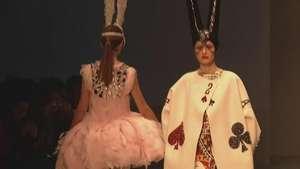 Moda se inspira en los Cuentos de Hadas Video: