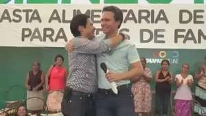 Gobernador de Chiapas se disculpa con asistente por bofetada Video: