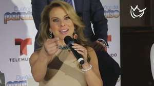 Kate del Castillo no es tan fuerte como parece  Video: