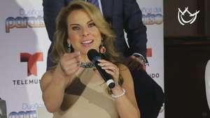 Kate del Castillo no es tan fuerte como parece  Video: