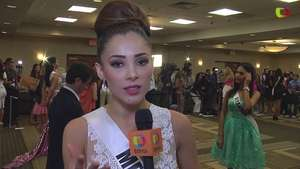 Miss Universo 2015: Tips de Miss México para piel de porcelana Video: