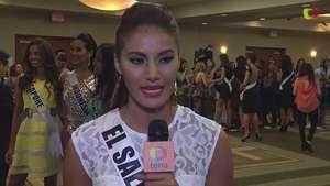 Miss Universo 2015: Lo bello, lo bueno y lo feo para Miss El Salvador Video: