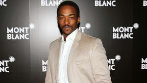 Anthony Mackie Gives Scoop on Black or White Video:
