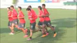 Selección chilena inicia preparación para amistoso contra EU Video: