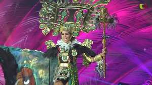 Miss Universo 2015: Las latinas se lucen en Trajes Típicos Video: