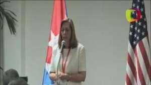 Cuba- EEUU: Conversaciones con 'profundas diferencias' Video: