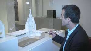 Chile: Rancagua tendrá capilla diseñada por Gaudí Video: