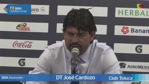 Jornada 3,  José Cardoso, Pumas 3-2 Toluca, Clausura 2015 Video:
