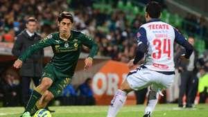 Jornada 3, Santos 4-1 Rayados, Liga Mx, Clausura 2015 Video: