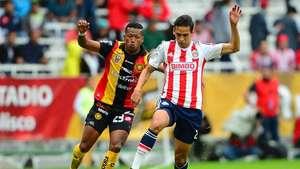 Jornada 3, Leones Negros 1-1 Chivas, Liga Mx, Clausura 2015 Video: