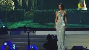 Miss Colombia gana el 'Miss Universo 2015' Video: