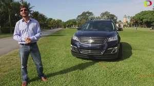 Video: Prueba Chevrolet Traverse 2015 Video: