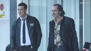 Mario Casas y Luis Tosar, ¿sois vosotros? Video: