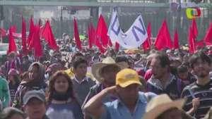 México: cuatro meses sin los 43 estudiantes Video: