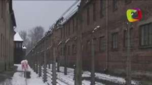 Voces de supervivientes marcan el 70 aniversario de Auschwitz Video: