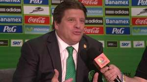 Miguel Herrera detalla trabajo de la Selección Mexicana en 2015 Video: