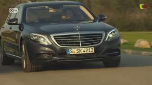 Mercedes S500 Híbrido, en la práctica Video: