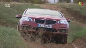 El nuevo BMW 2er Active Tourer 4x4 Video: