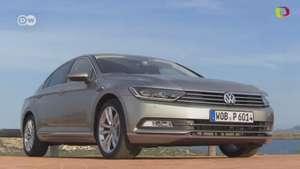 VW Passat sedán, de prueba Video: