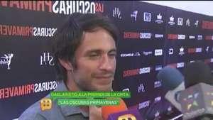 Gael García habló sobre su hijo Video:
