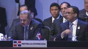 Medina pide a países de Celac no competir entre sí Video: