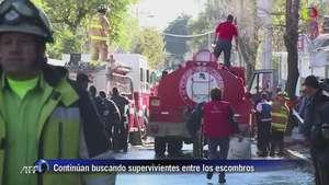 Terrible explosión de gas en hospital infantil Video: