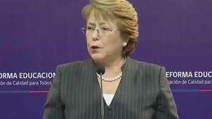Con este video la Fech llama a movilizarse contra la Reforma Video: