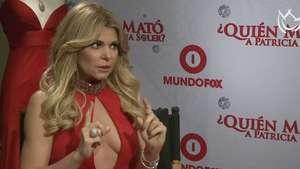 Itatí Cantoral no repite papeles Video: