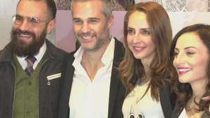 Irán Castillo disfruta a José Ron Video: