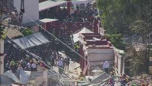 2 muertos deja explosión en hospital materno en México Video: