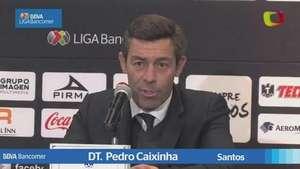Jornada 4, Pedro Caixinha, Querétaro 0-1 Santos, Clausura 2015 Video: