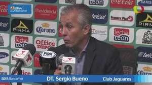 Jornada 4, Sergio Bueno , León 1-1 Chiapas, Clausura 2015 Video: