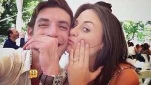 Jorge Poza celebra que su ex Zuria Vega sea feliz Video: