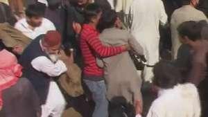 Letal ataque contra mezquita chiita Video: