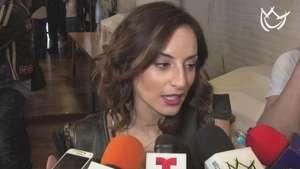 Marimar Vega seguirá los pasos de su hermana Zuria Video: